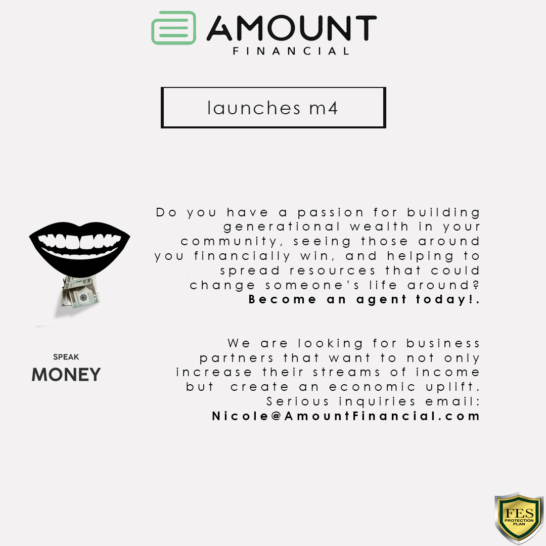 amount financial m4 membership becaome and agent 4.jpg