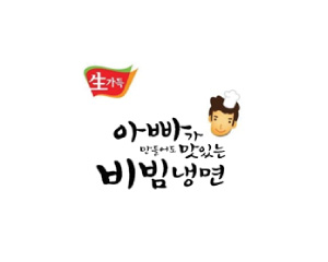 <strong>풀무원</strong><br>생냉면