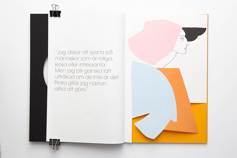 ILLUSTRATIONER & KONVERSATIONER 2015