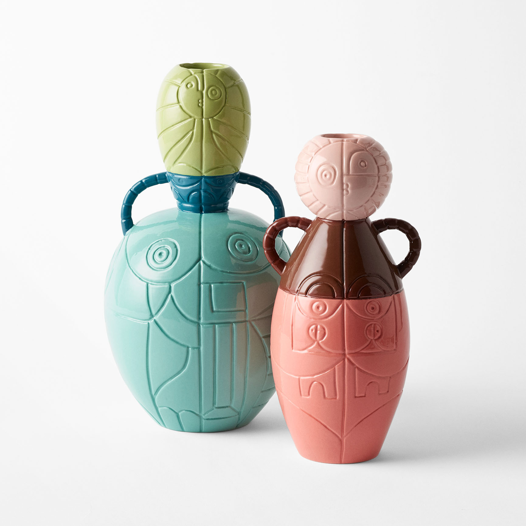 Vase Foglia and Seme 2019