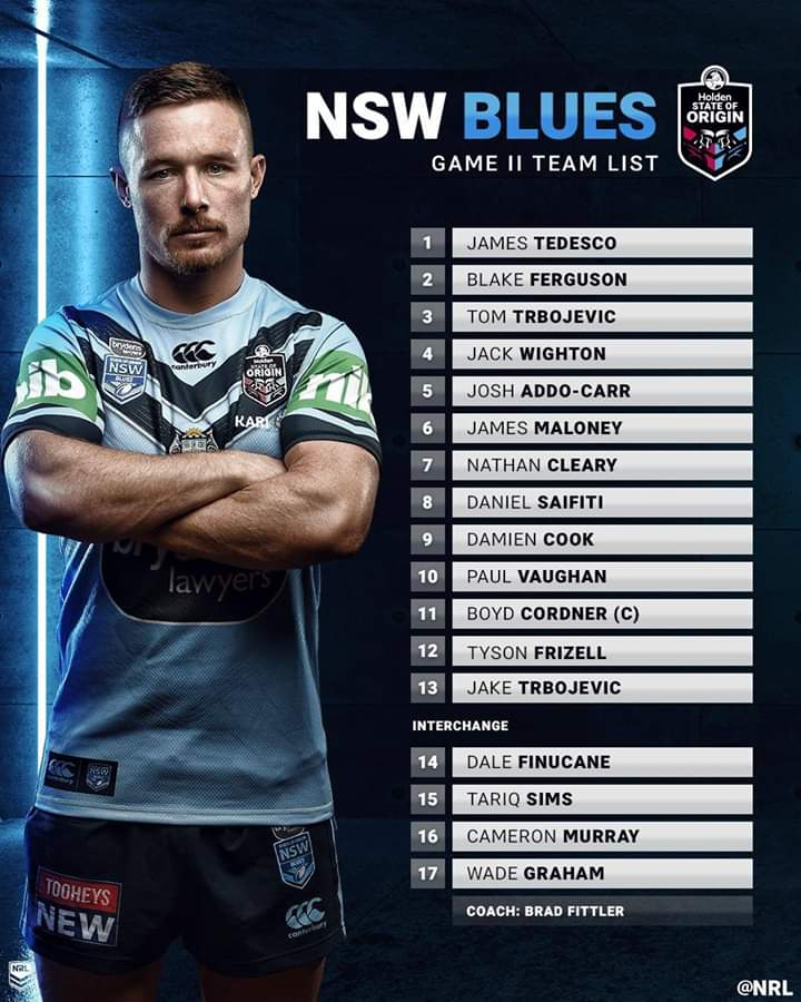 NSW-Blues-Game-2-2019