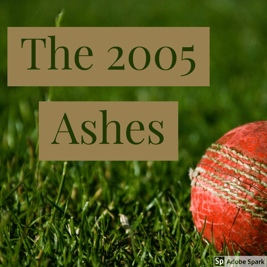 3 big thingsfrom 2005 - Aaron looks back at one of the greatest series ever
