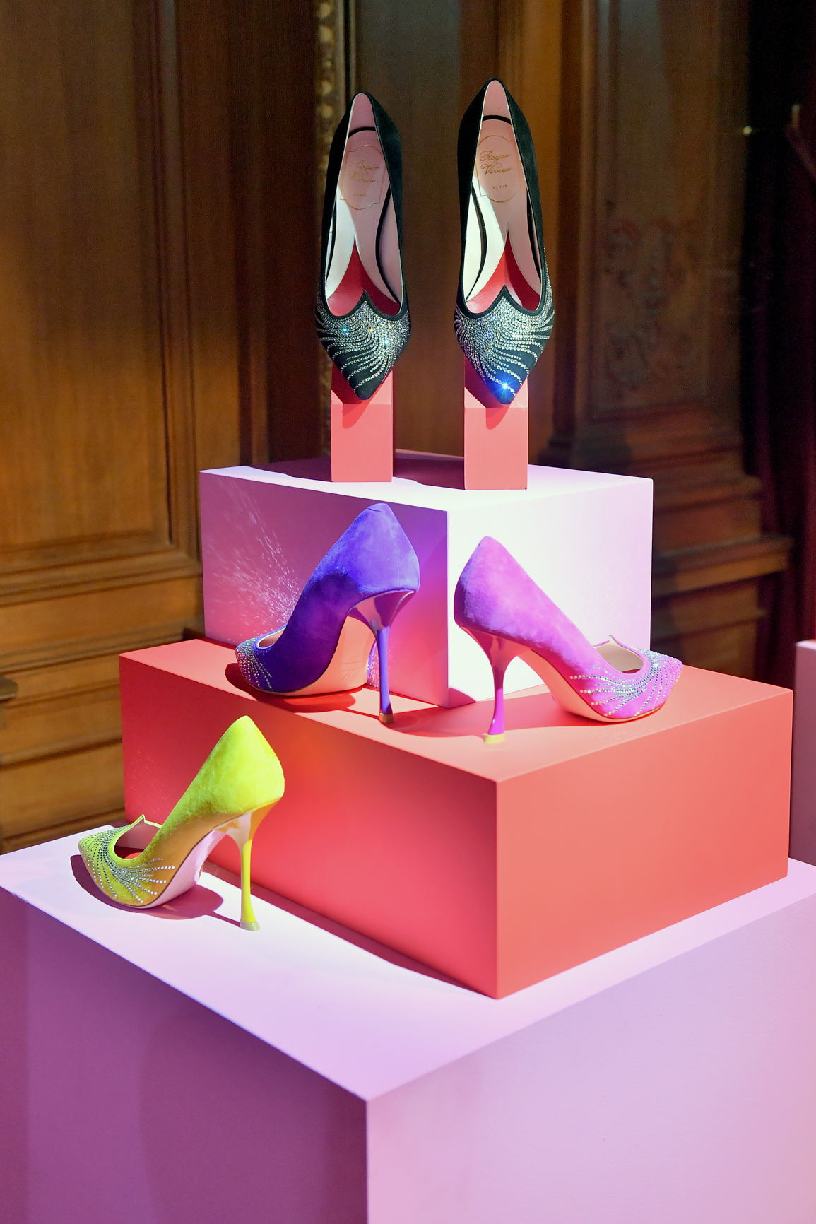 Roger Vivier: Day Dream Vivier - Press Day - Paris Fashion Week