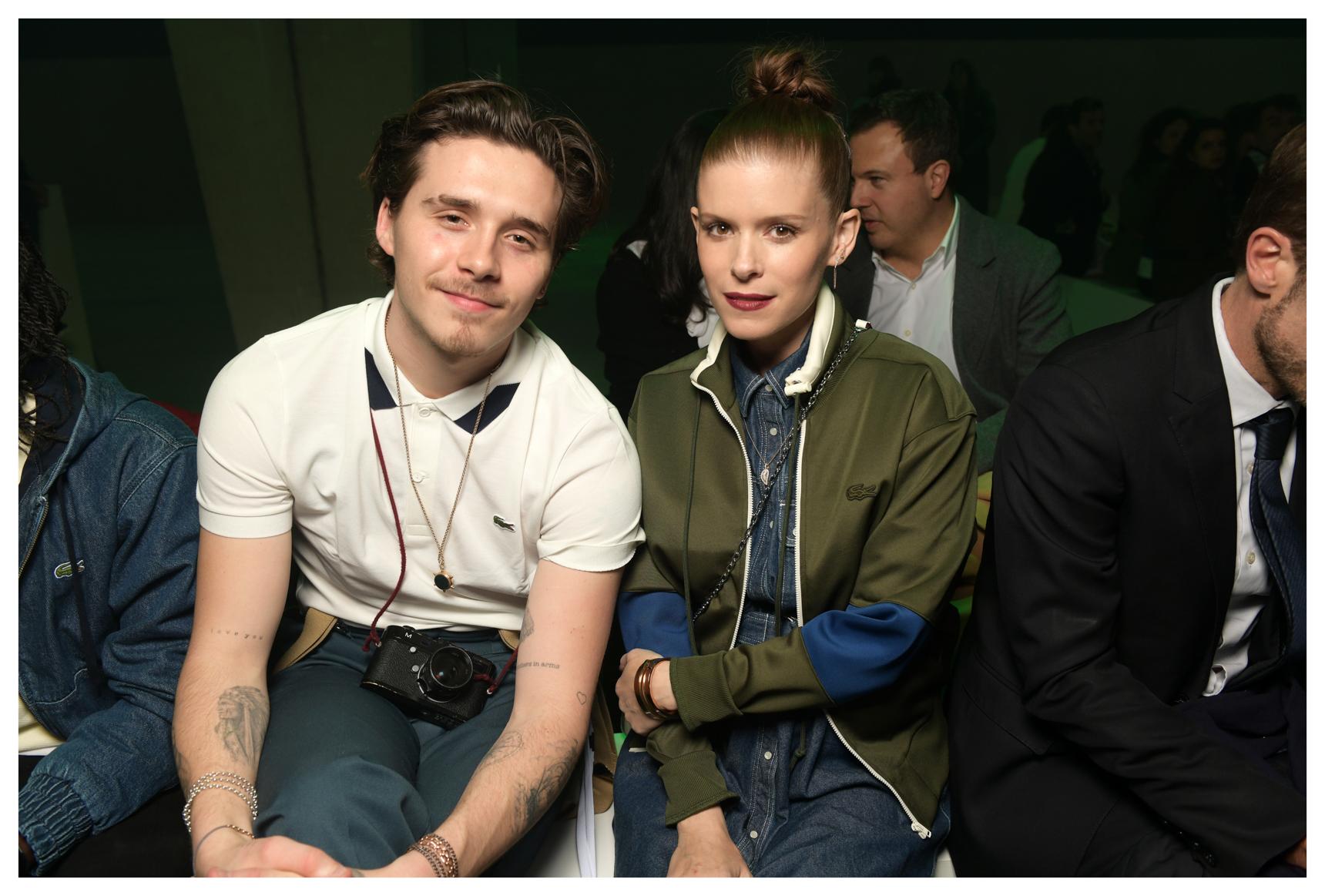 Brooklyn Beckham & Kate Mara_Lacoste AW19.jpg