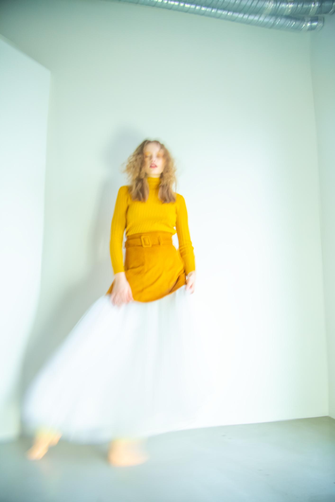 top, skirt  Zara   tulle skirt  Manya Sibal