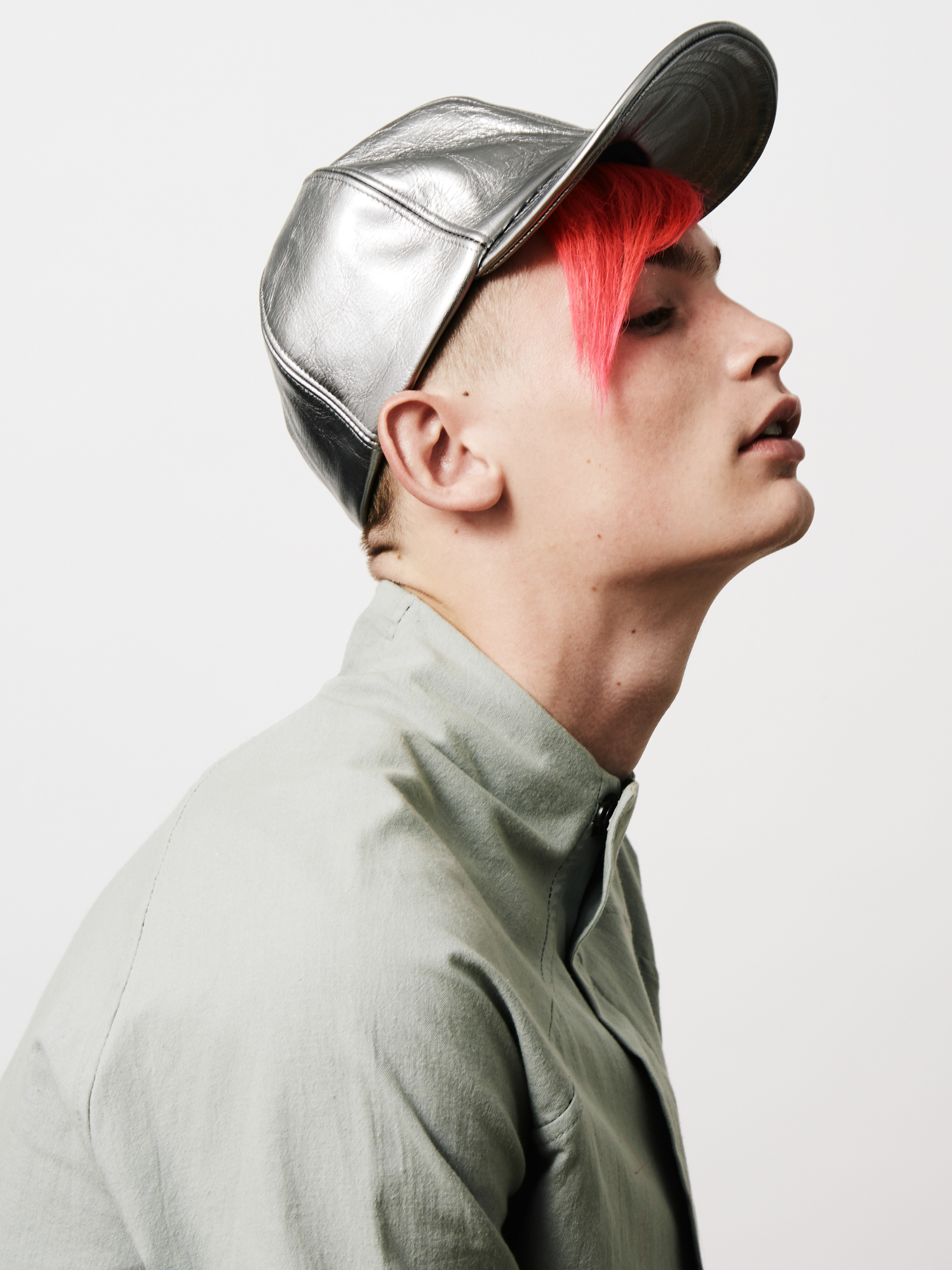 Hat by Victor Osborne  Shirt by ZAGV
