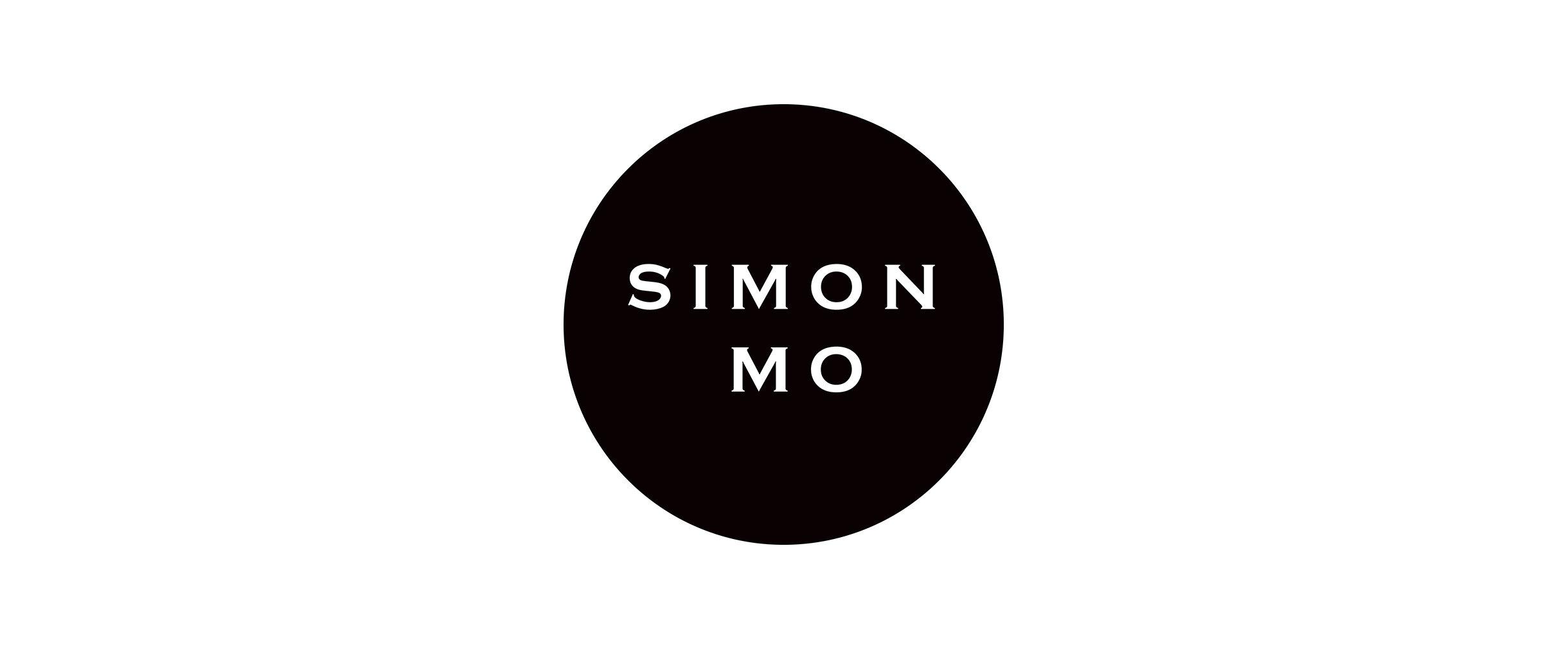 SIMONMO ROUND LOGO