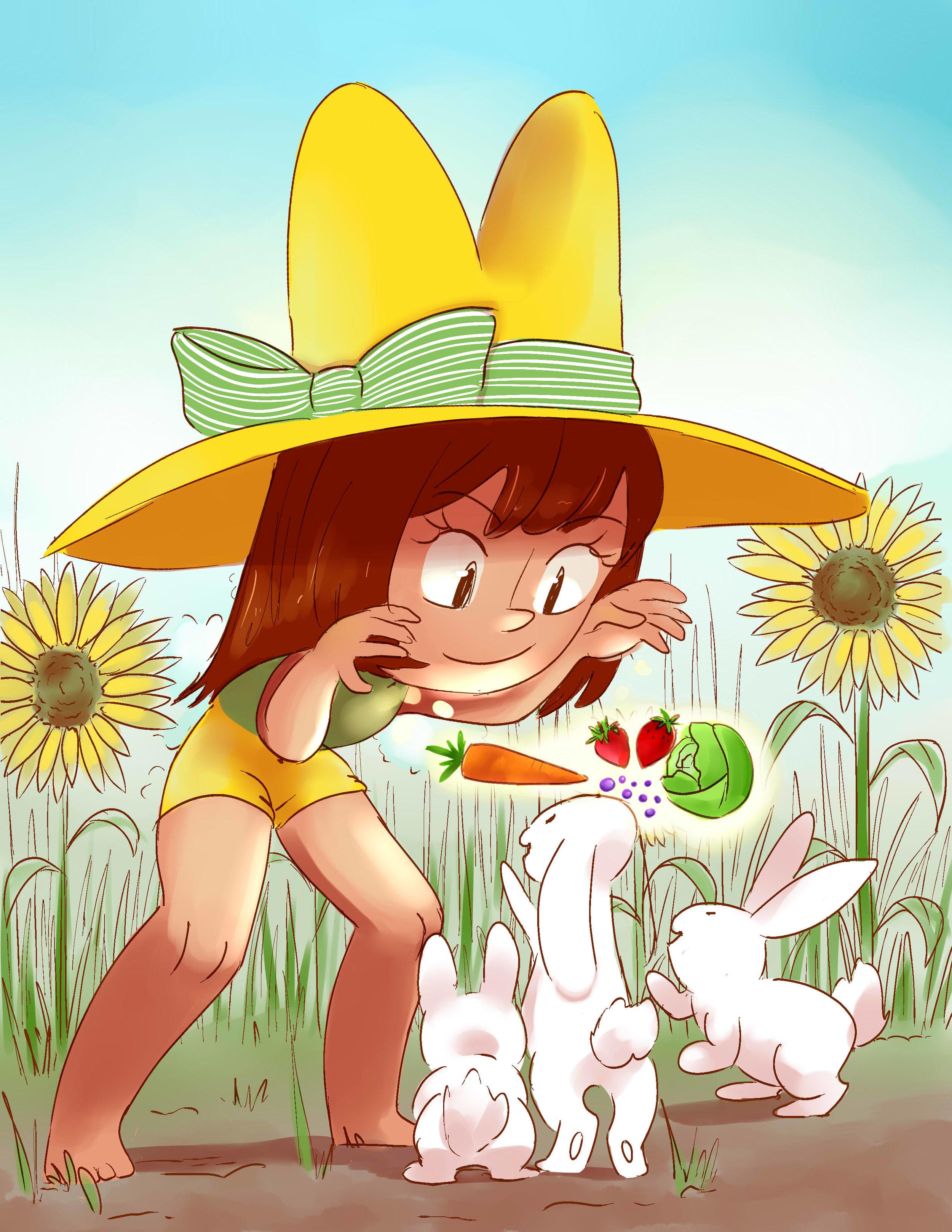 Veggie Witch