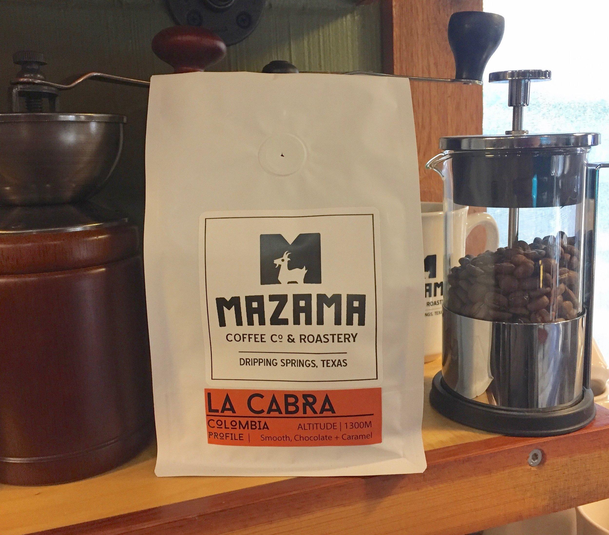 Mazama Coffee