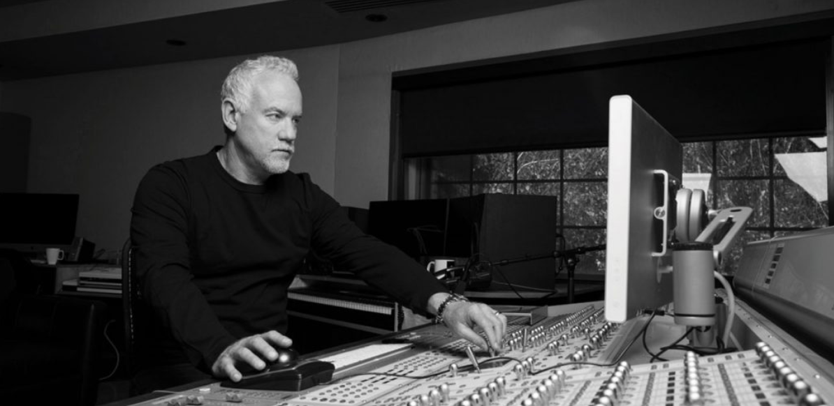 Composer John Debney at his studio. Credit:  JohnDebney.com