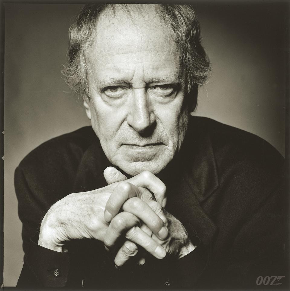 Composer John Barry