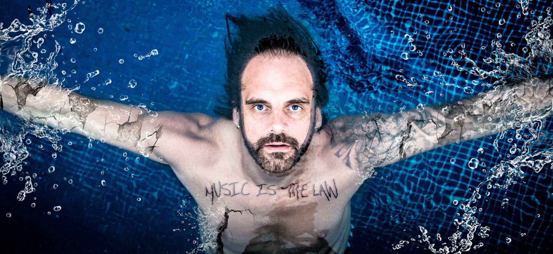 Artist / Musician: Andrew Mann Album Shoot