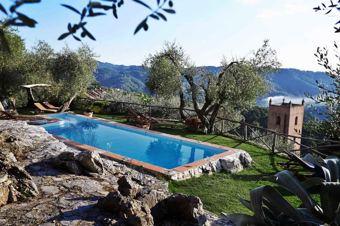 TUSCANY - YOGA and EMBODIED WELLBEING RETREAT26th September to 3rd October 2020