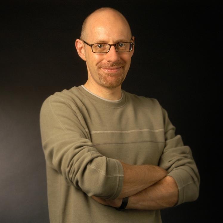 Prof Richard Wiseman -