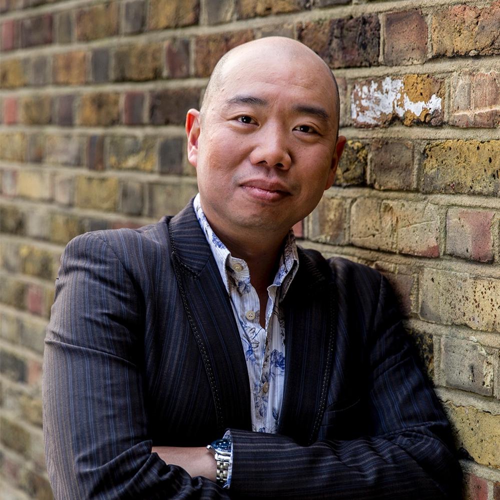 Giles Yeo -