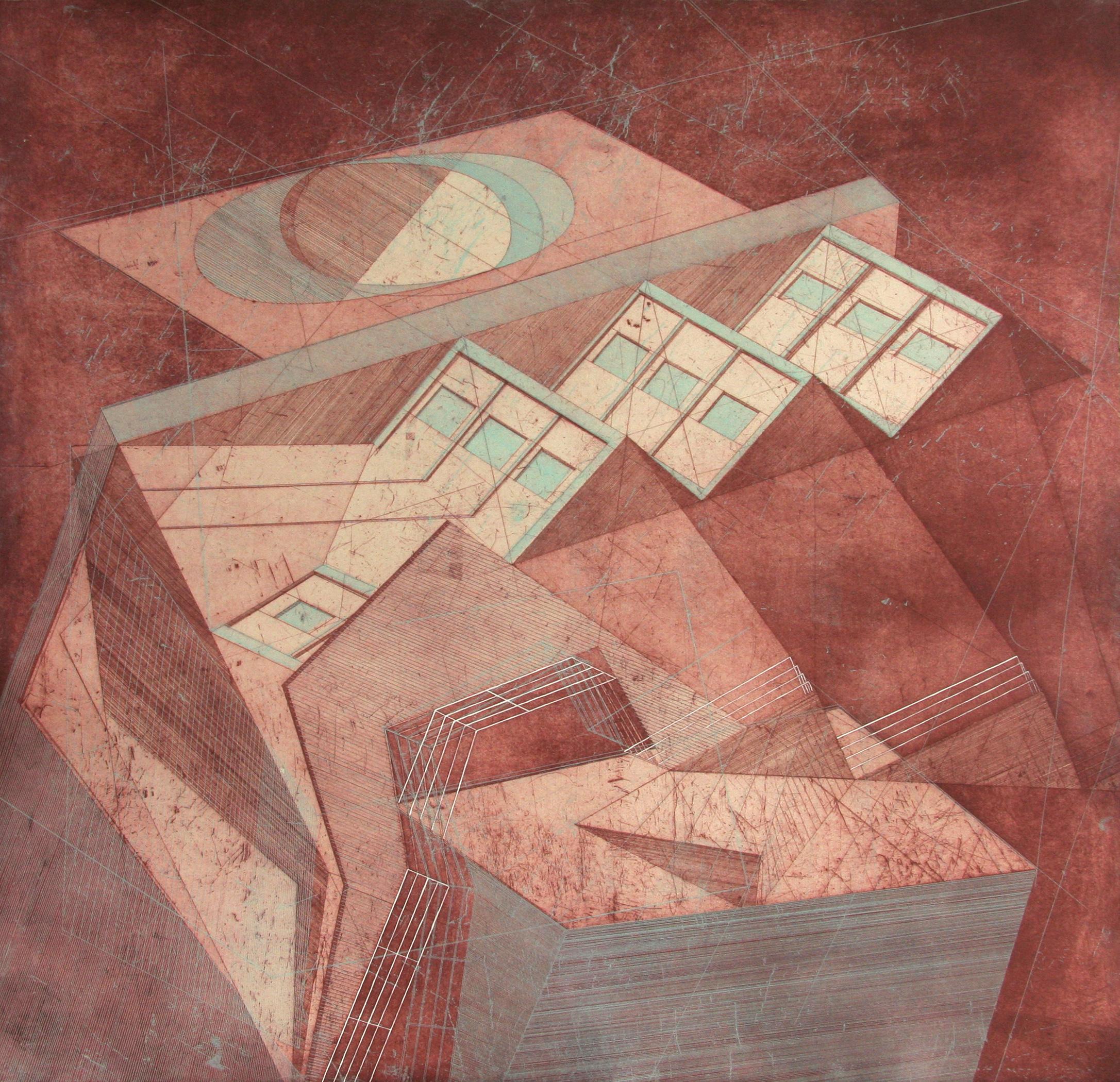 Bronwen-Sleigh,-'Kiyembe-Lane',-76-x-76cm,-hand-coloured-etching-(ed.-25),-2017.jpg