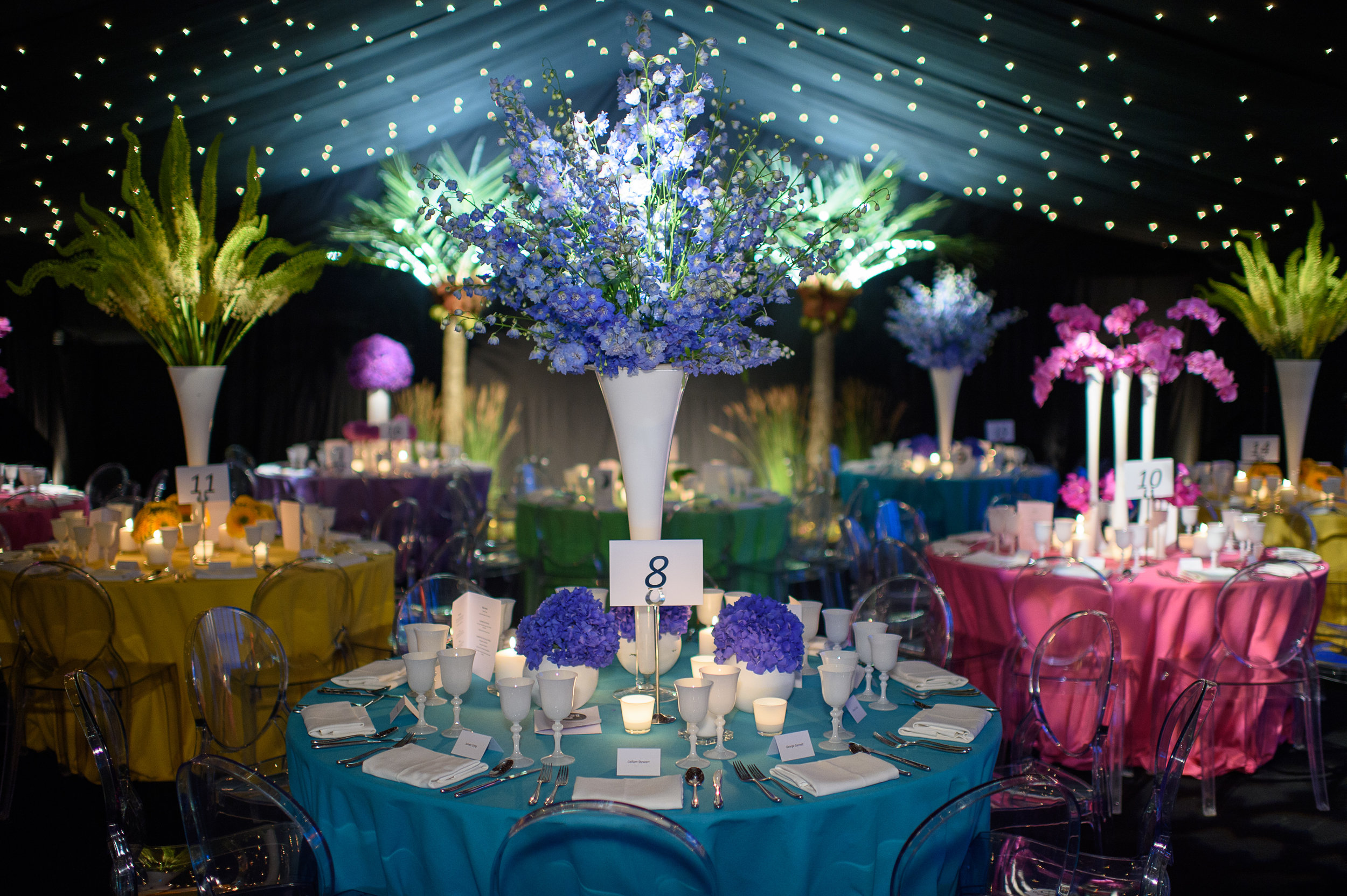 Party marquee hire Hampshire