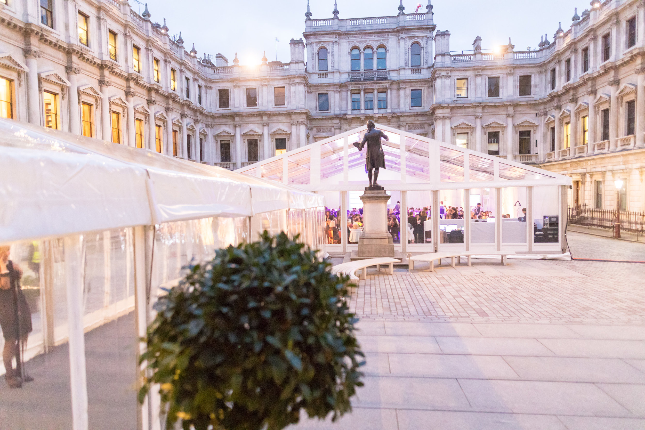 Specialised marquee structures. Event by Added Dimension,