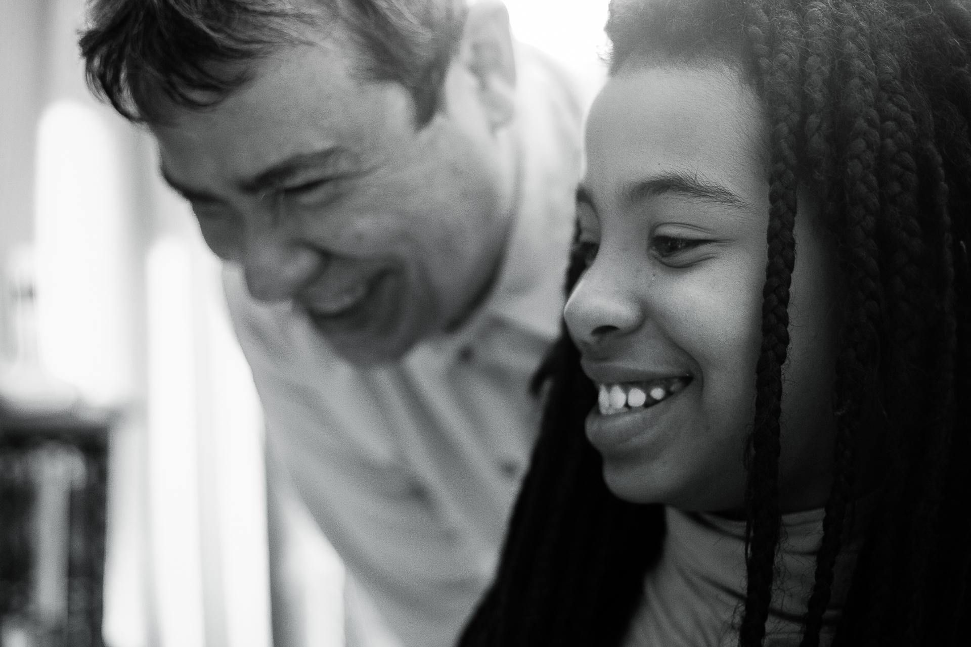 - Aujourd'hui, nous passons un moment au près d'Alexia & Philippe, un duo père-fille tout en douceur, joie de vivre & tellement complice !