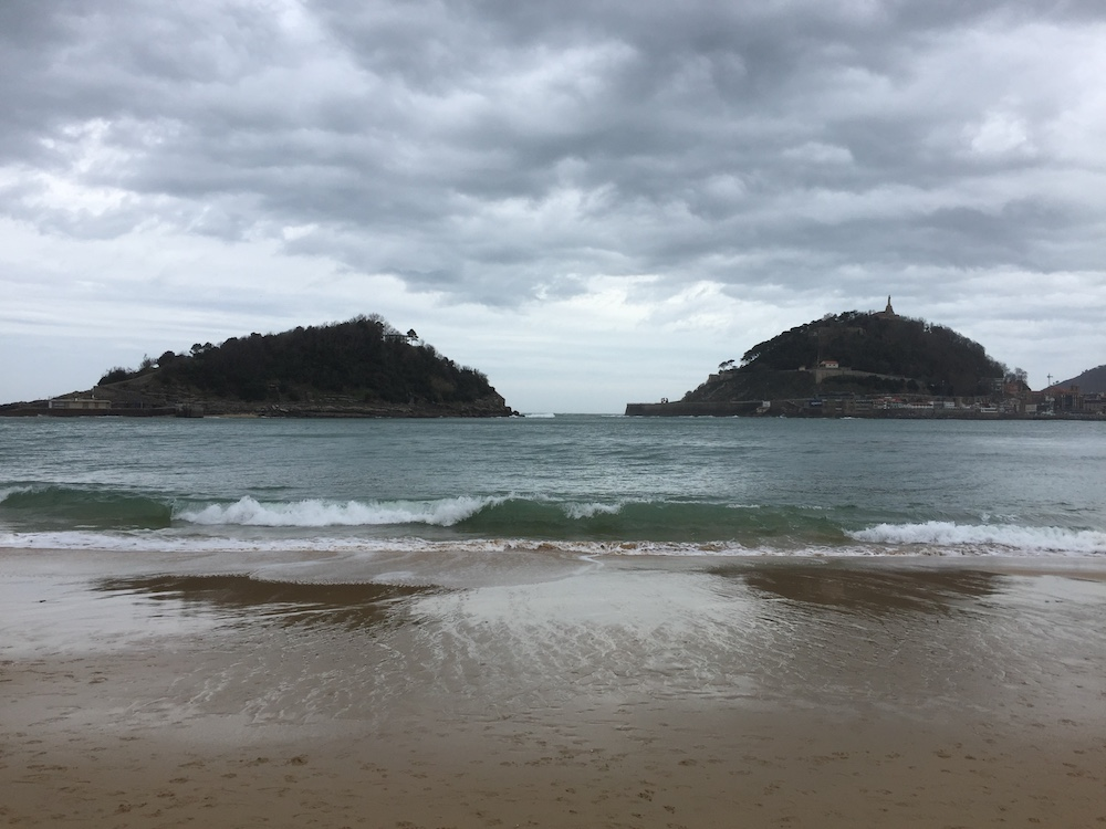 San Sebastian - Bay of Biscay