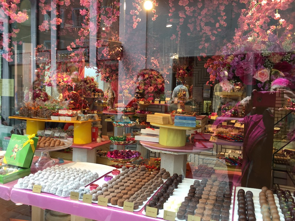 Zurich - Chocolate Shop