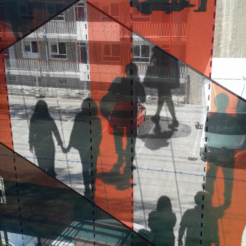 PENDRECHT - ROTTERDAM ZUID    PUBLIC ART COMMISSION, 2015-2018