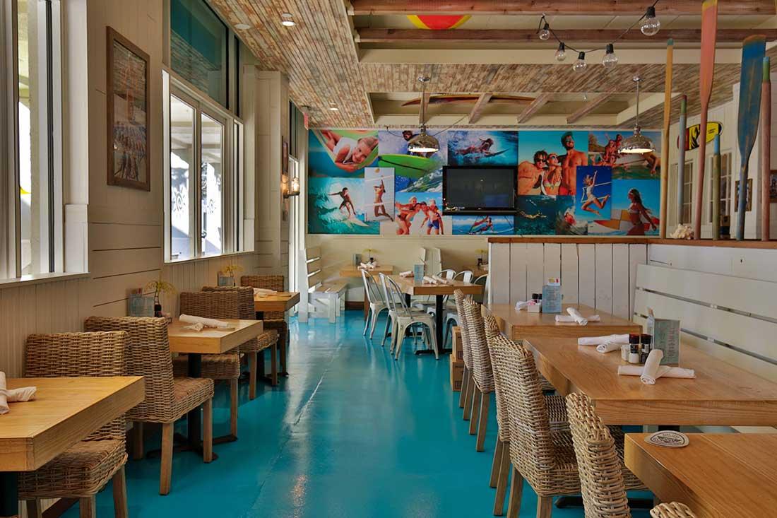 EXPLORE - Restaurants