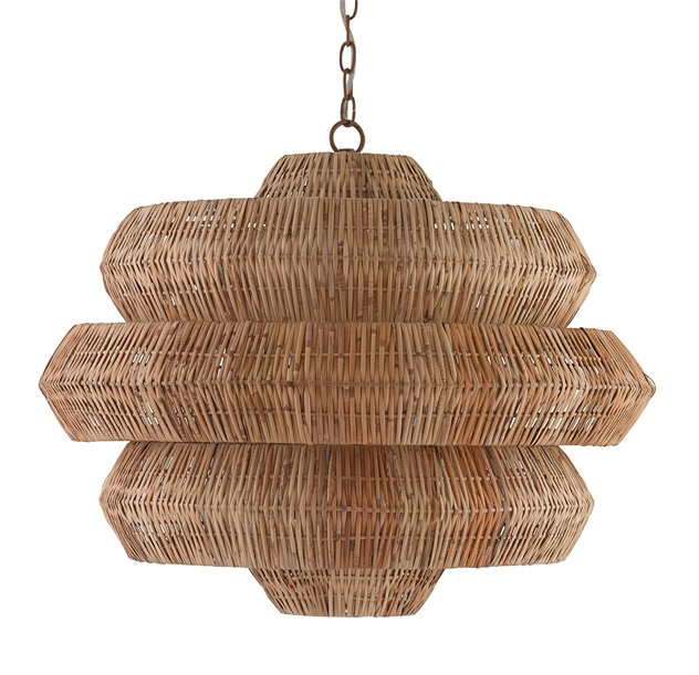 Antibes Chandelier by  Currey & Co
