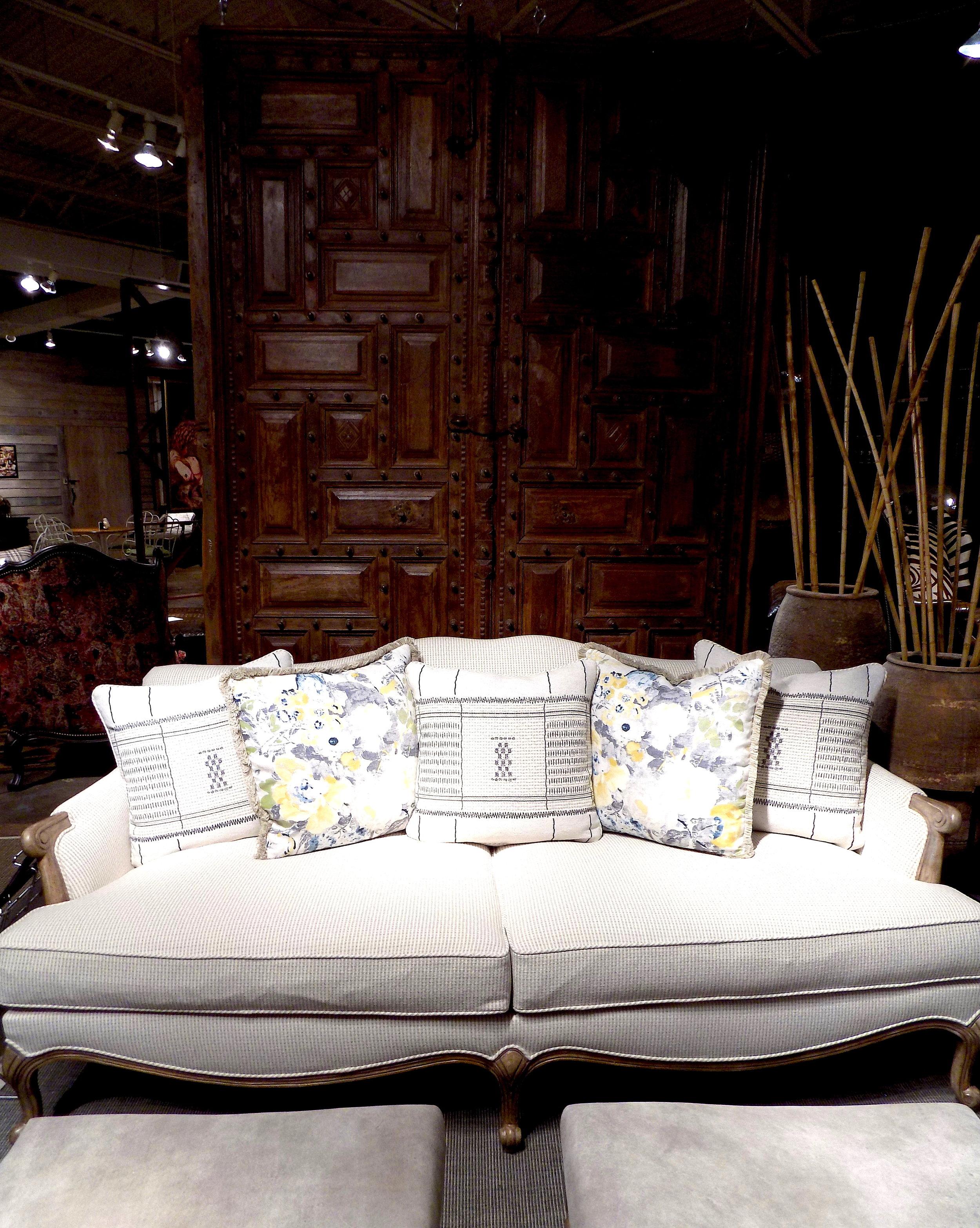Haven Sofa  Photo: Lisa Thiessen, The Design Daily