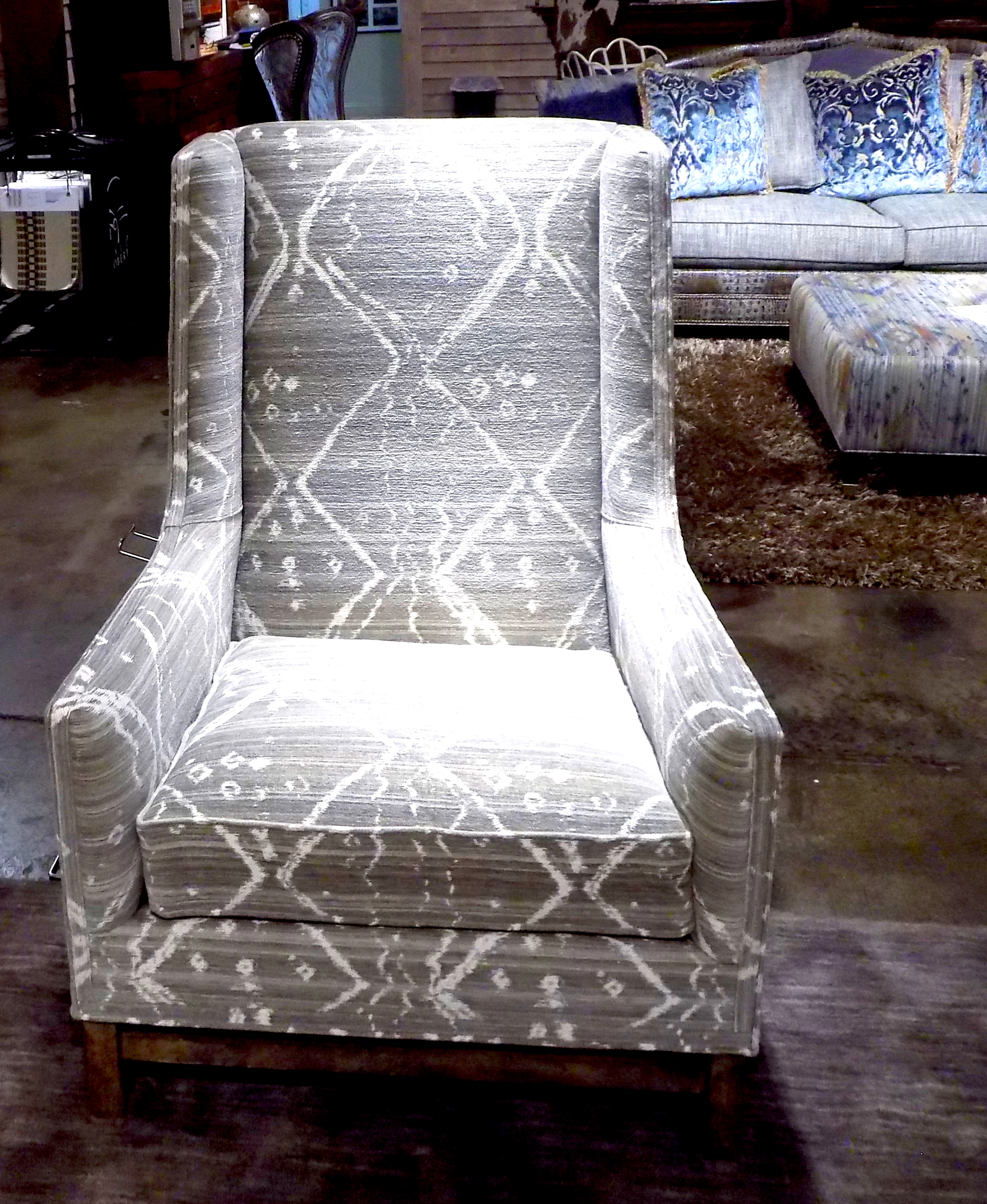 Bianca Chair  Photo: The Design Daily