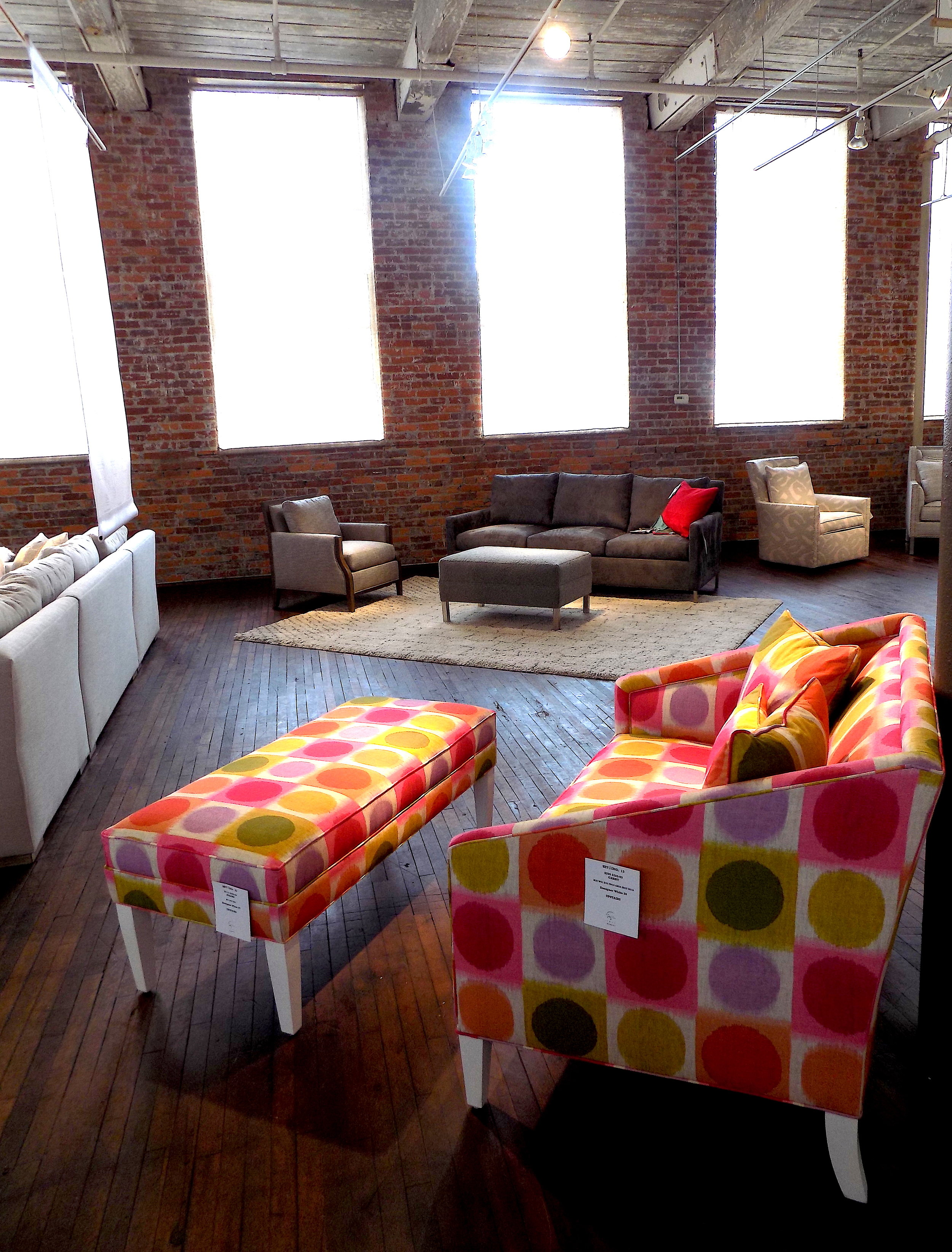 Gabby Settee  Photo: The Design Daily