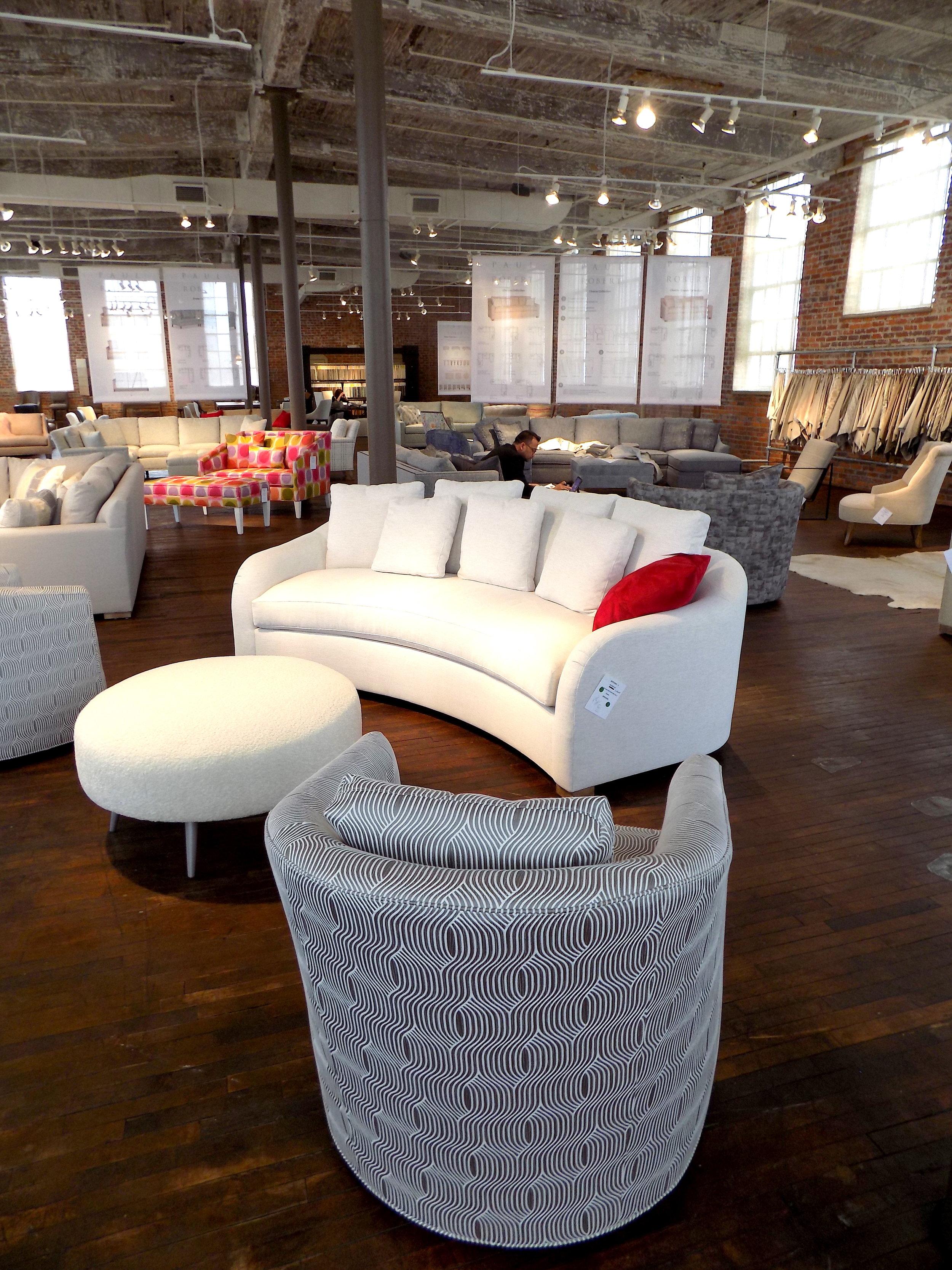 Lisbon Sofa  Photo: The Design Daiy
