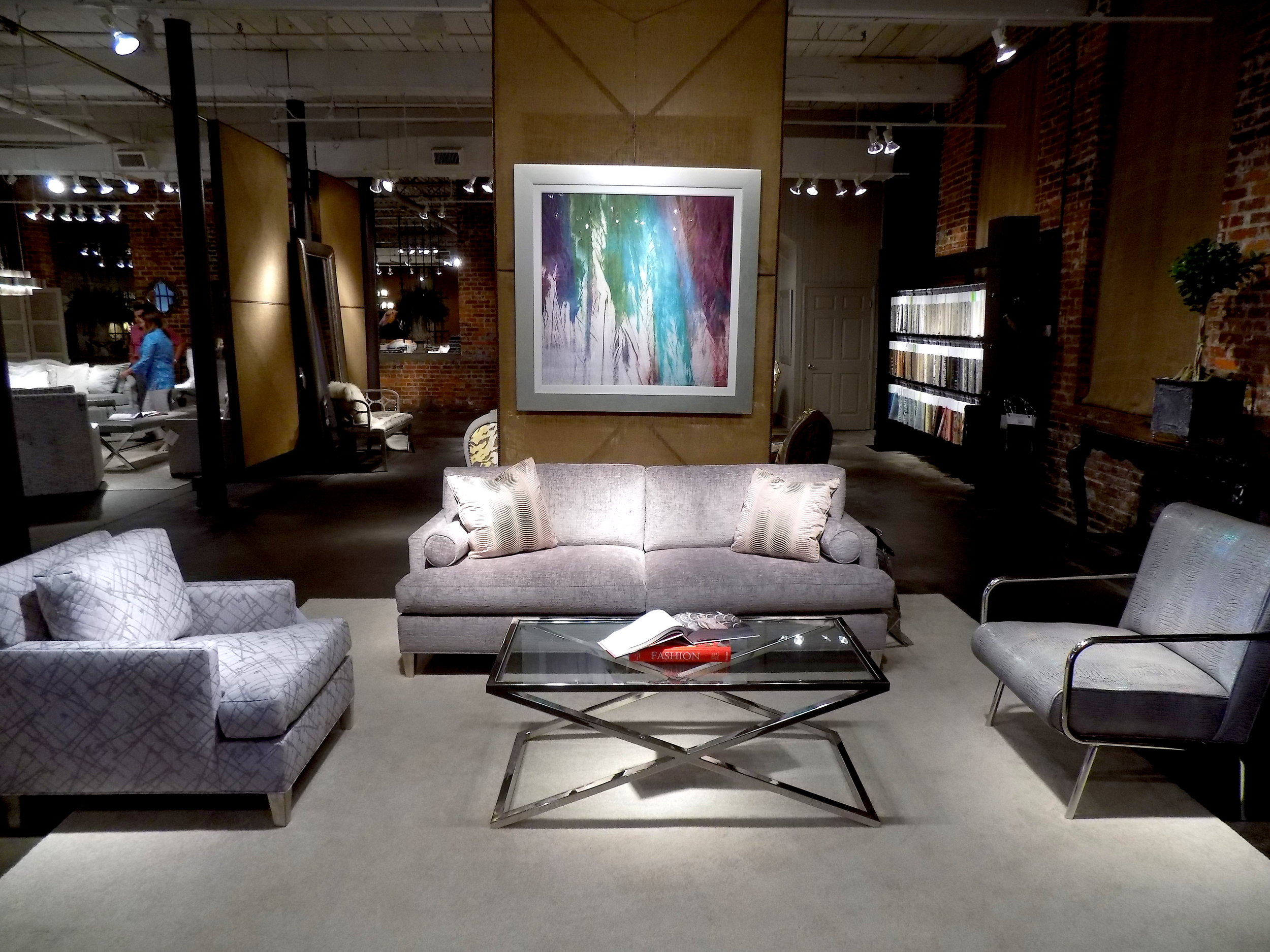 Giovanni Sofa and Chair  Photo: The Design Daily