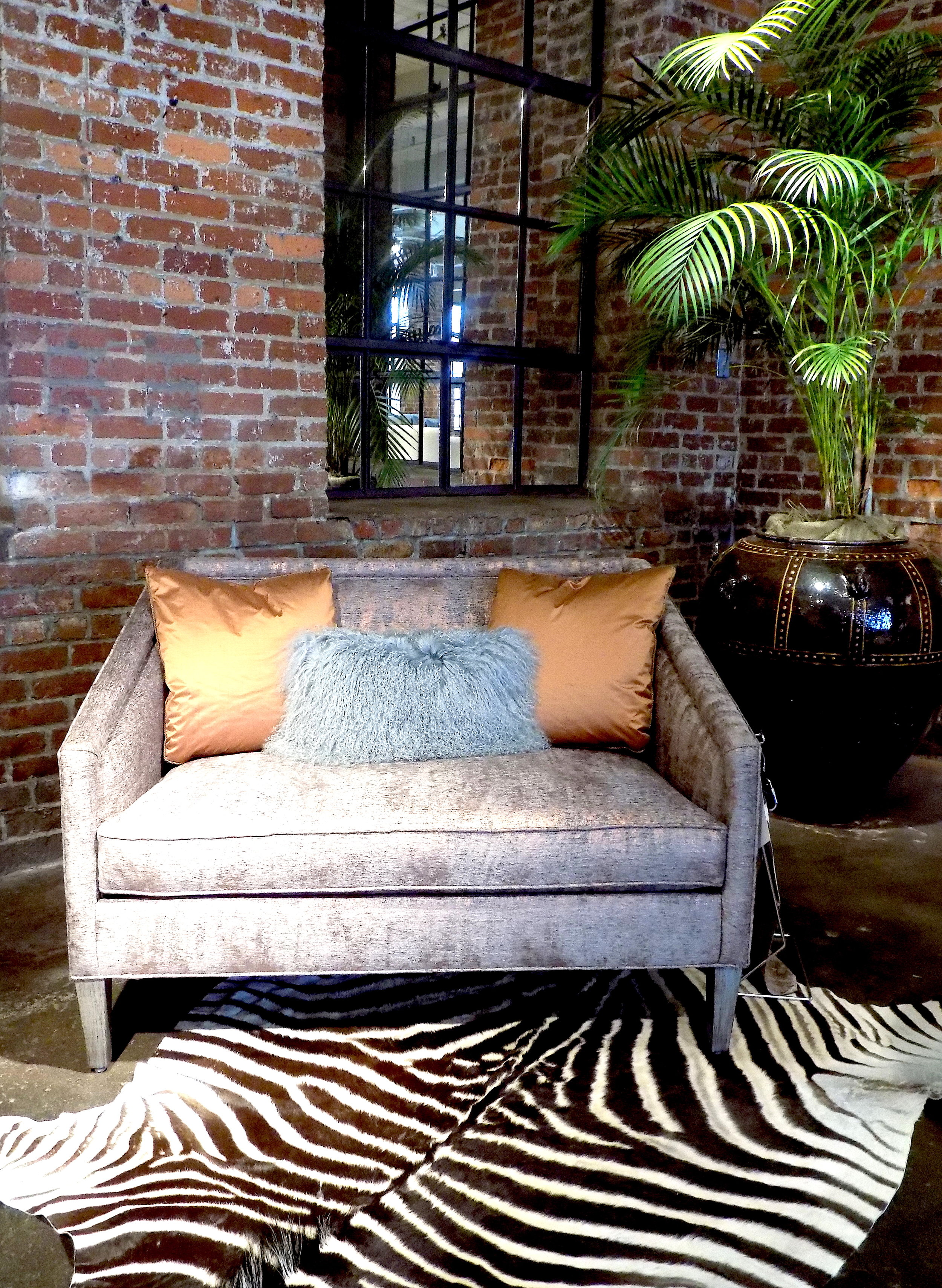 Gabby Settee.    Photo: The Design Daily