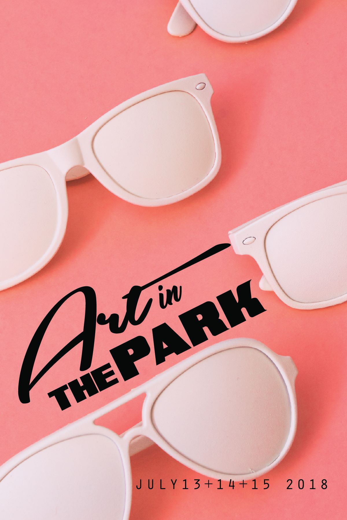 Art in the Park  - The Top 4 Must See Artists of 2018