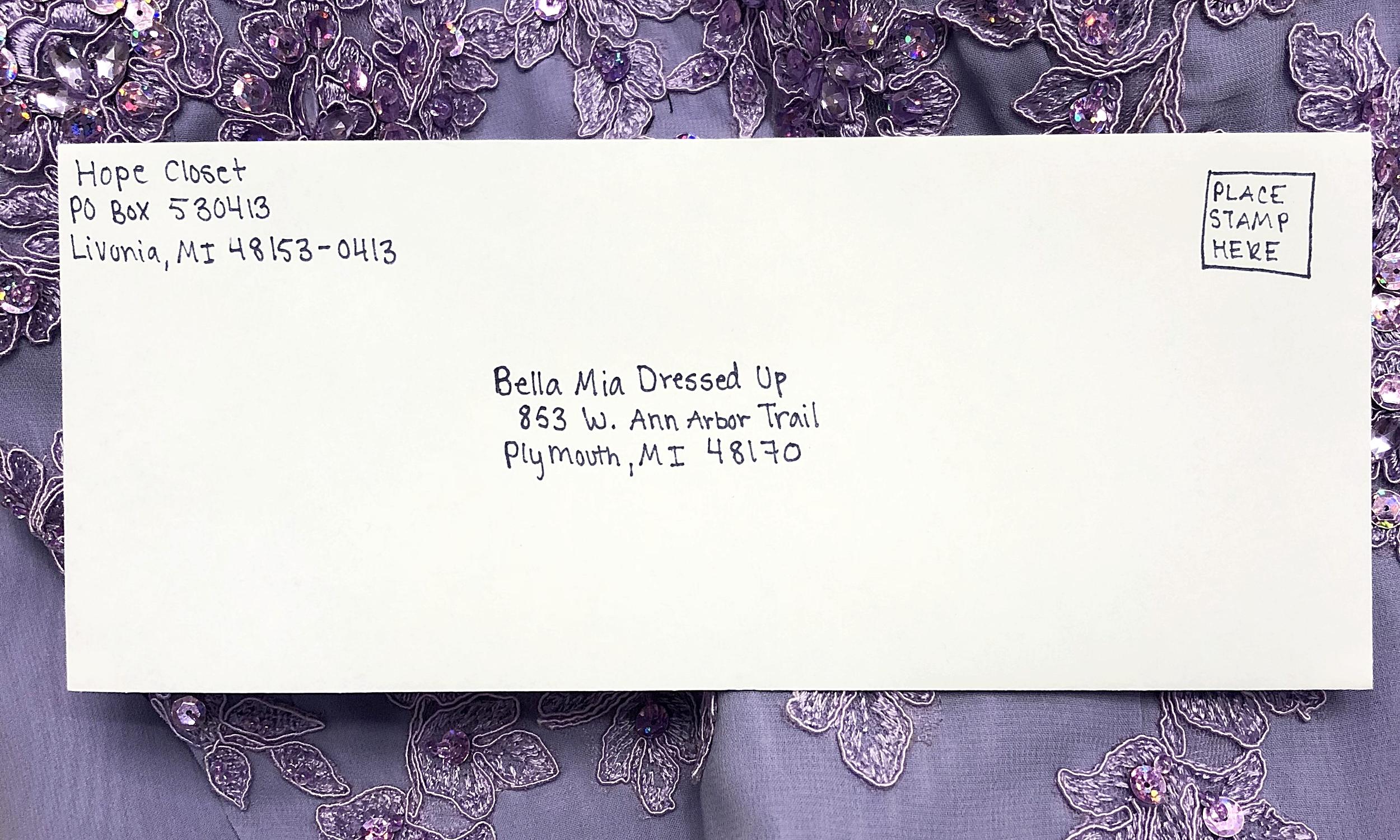 Bella-Mia-Dressed-Up-Hope-Closet-Donation-Addressed-Envelope.jpg