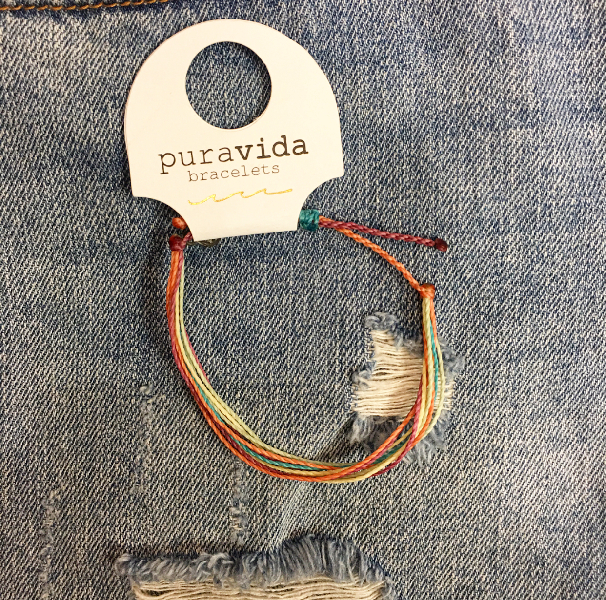"#5 - From bold and bright bracelets, to simple and dainty rings, there is no doubt that Pura Vida is the perfect jewelry pick for Spring Break! ""Pura Vida"" translates to ""pure life"" in Spanish; a Costa Rican philosophy that encourages slowing things down and celebrating good fortune. Pura Vida embodies a laid back vibe that is perfect for spring break!Have a safe and fun vacation wherever your travels take you!XOXO Bella Mia"