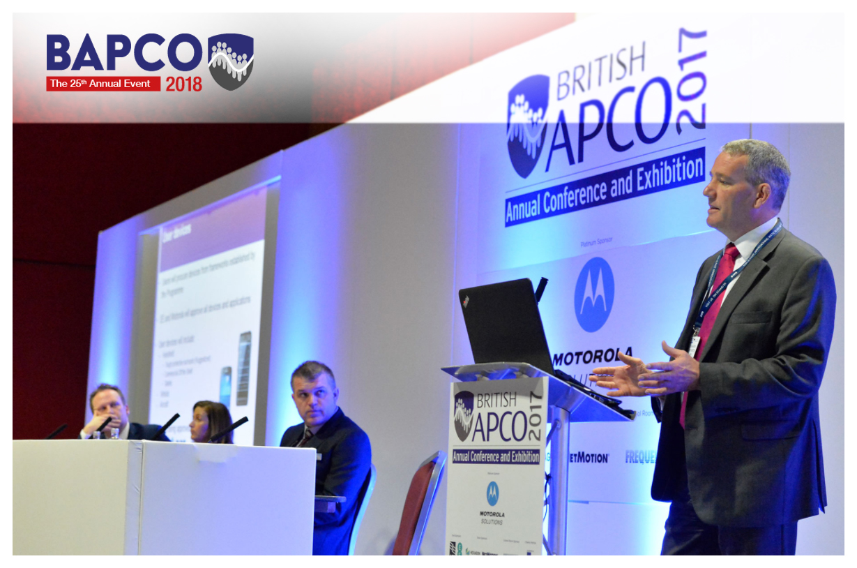 BAPCO Annual conference & exhibition 2018 - 20th - 21st March 2018 | Ricoh Arena | CoventryWe will be attending BAPCO 2018. We look forward to seeing you there.