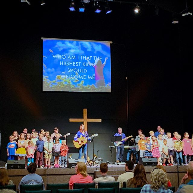 "What a fantastic day in Worship at Ardella Baptist. Pastor Mark Bedwell delivered a great message from the Word of God. Our kids joined us and sang ""Who you say I am"" with the Worship team. We loved on our moms and had Baby Dedication. . . . #ardellabaptist #babydedication #lakelandchurch #mothersday #ardellachildrens"