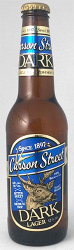 Curson Street Dark bottle