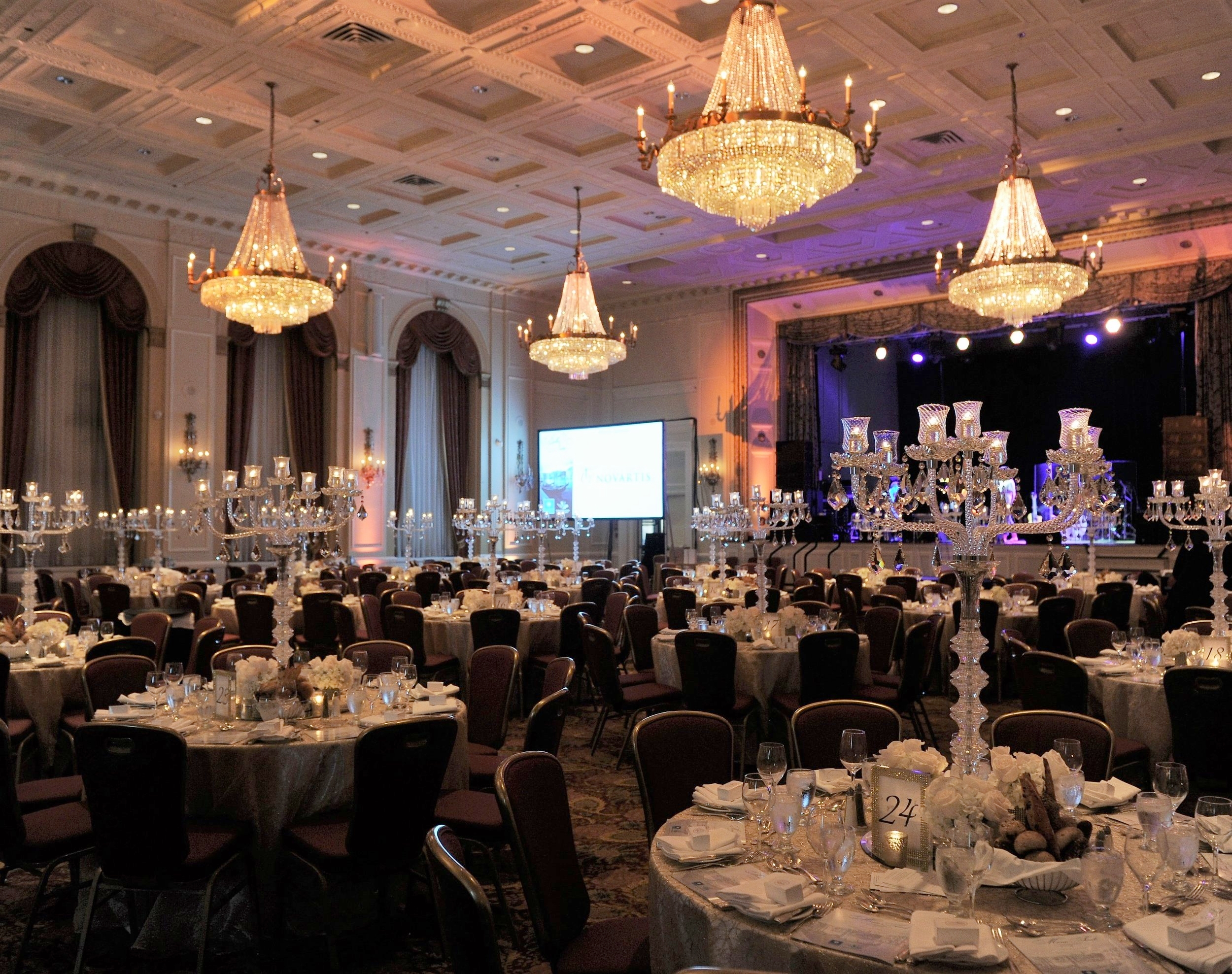 KFOC Bella Notte Gala, The Royal York Hotel, 2013
