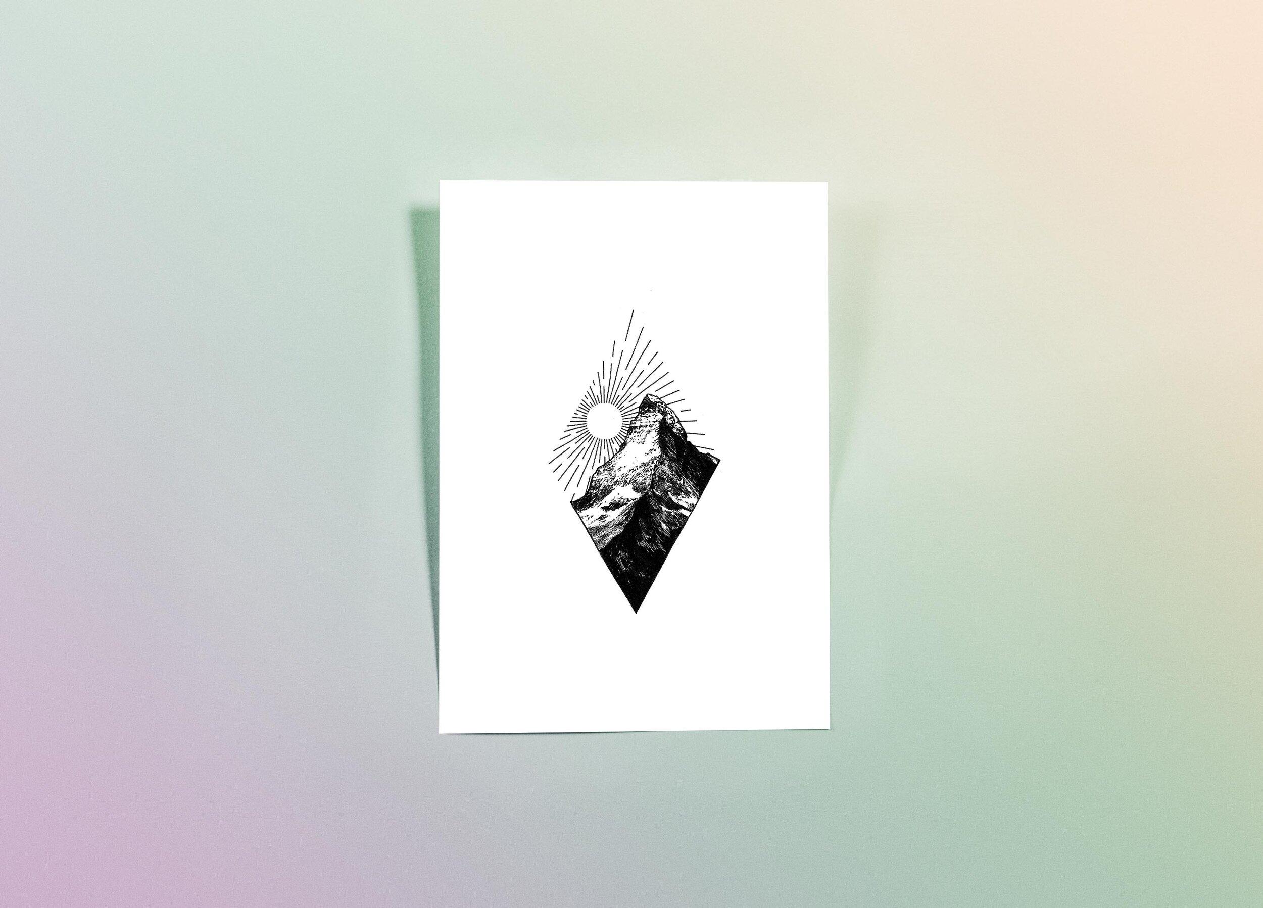 Matterhorn Print rainbow Mockup.jpg