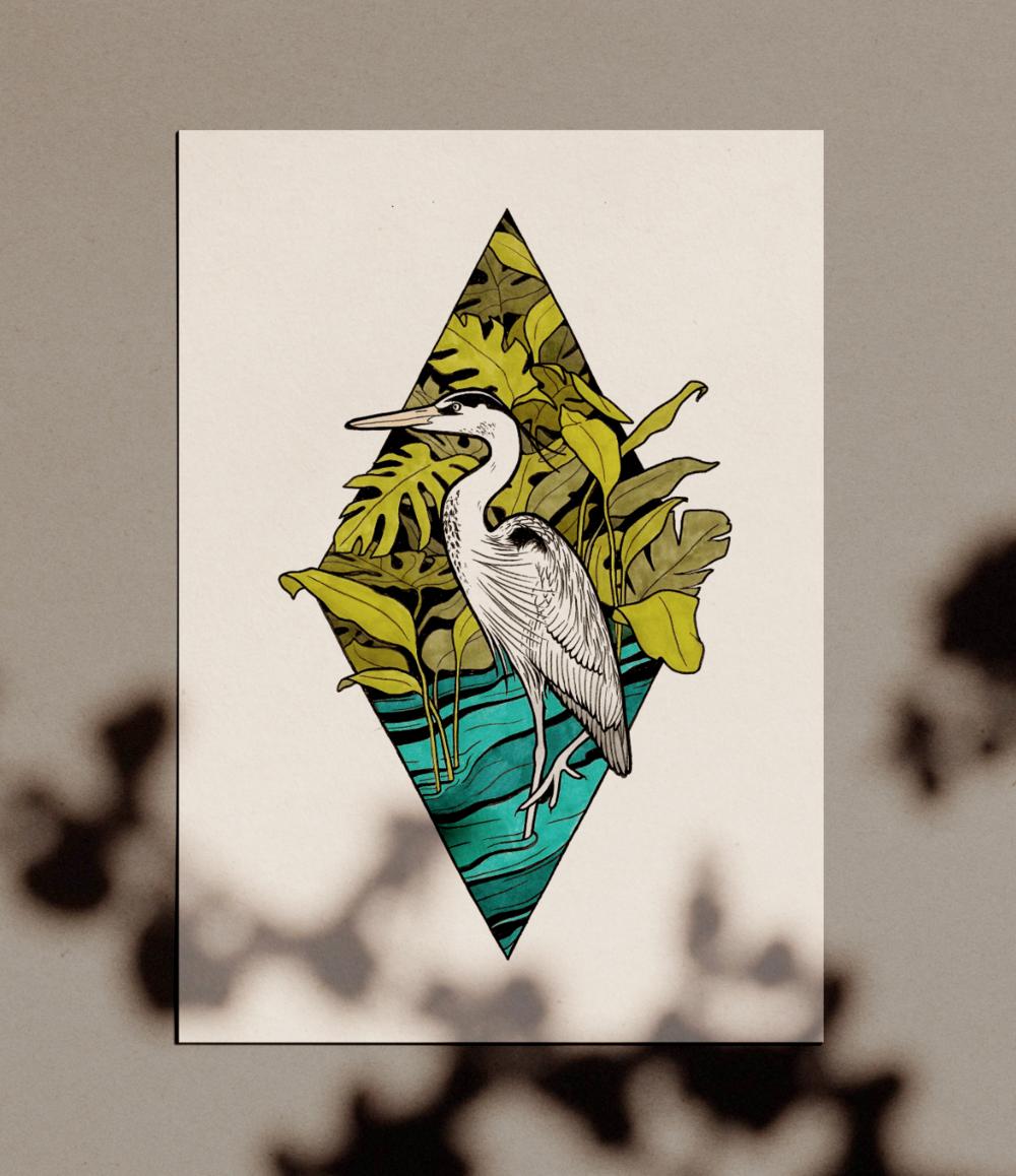Heron Artwork_© Lois Vero.png