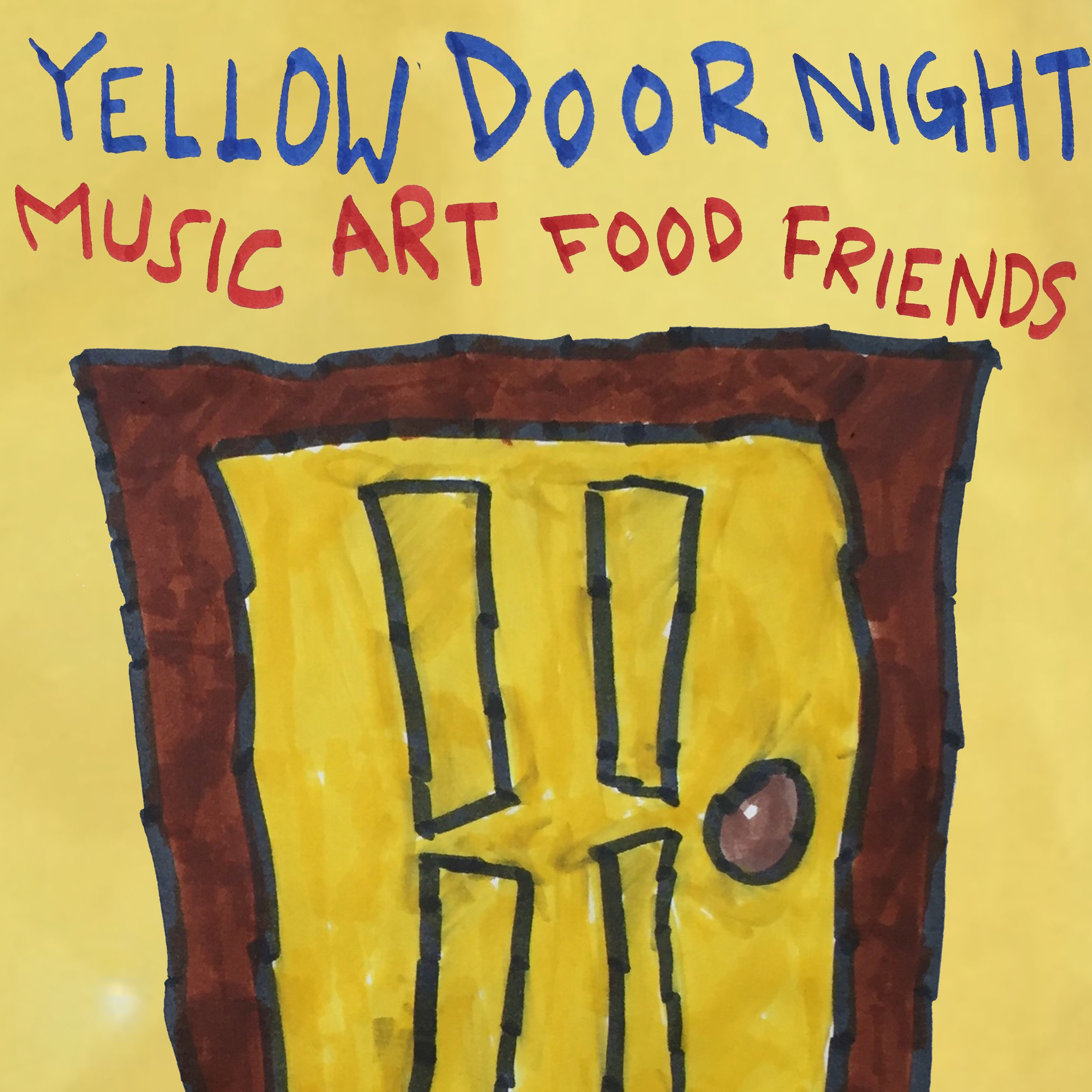 Yellow Door Poster v2 JPG.jpg