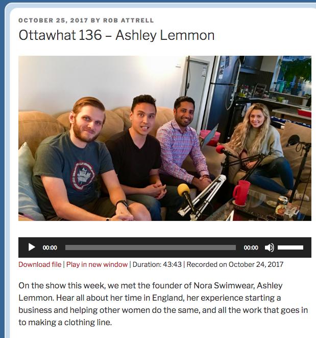 Podcast - by Ottawa