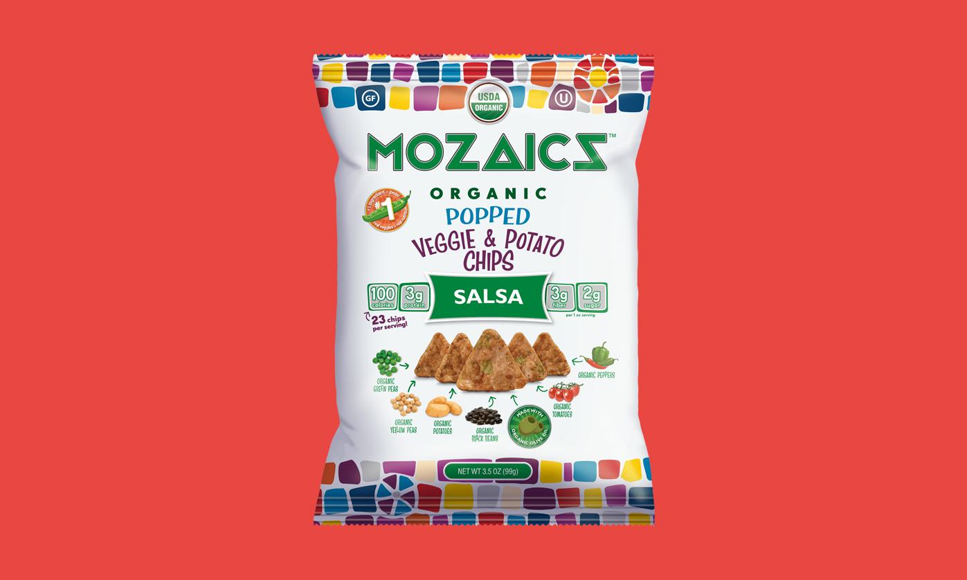 Mozaics Organic Salsa Chips
