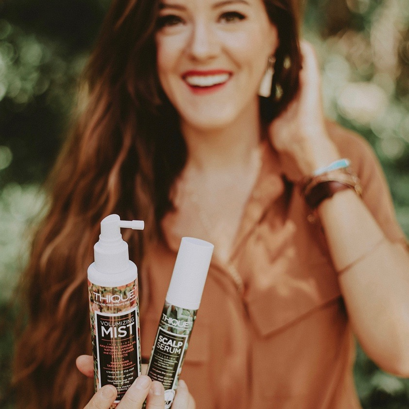 Bundle & Save - Pair our Volumizing Mist & Scalp Serum for the ultimate volumizing deluxe set and save $13 - plus free shipping!