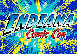 Indiana Comic Convention -