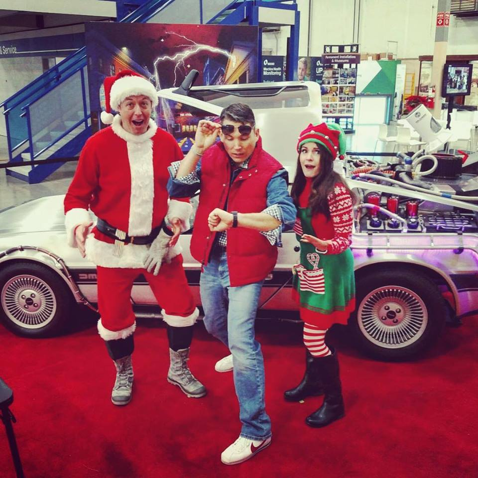 DeLorean Santa and Marty.jpg