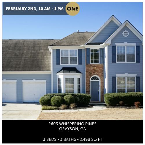 2603 Whispering Pines Dr Grayson